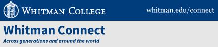 Alumni Starter Kit   Whitman College