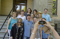 Snapshot taken at 2014 Reunion Weekend