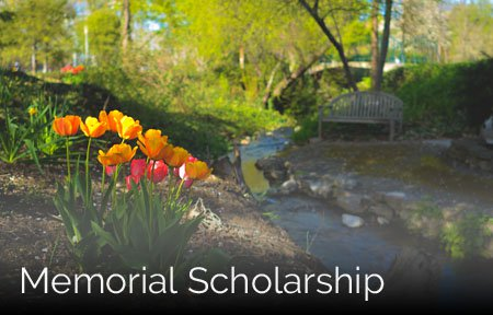 Give to the Memorial Scholarship