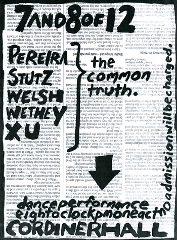 The Common Truth event poster