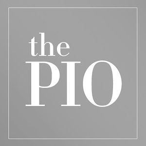 The Pioneer (Pio) logo