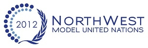 Northwest Model UN logo