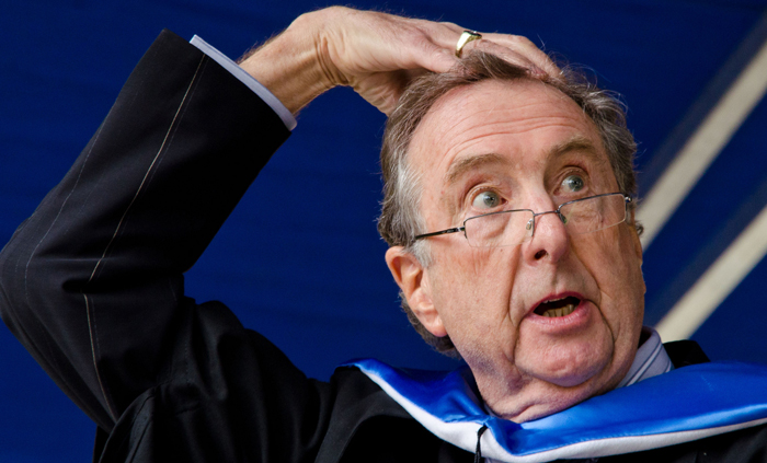 Eric Idle commencement speech