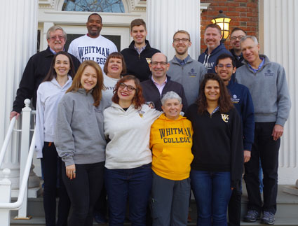 Whitman Alumni Board 2018