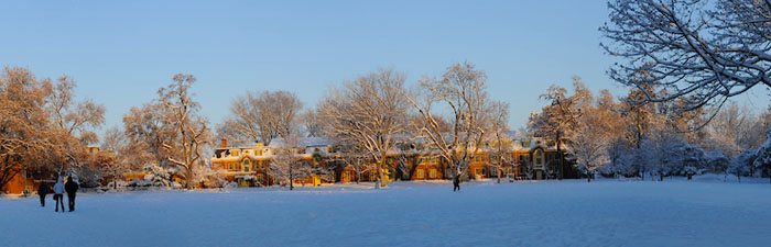 Ankeny in the Winter
