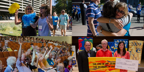 2014 Whitman College Reunion_convocation