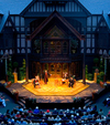 Elizabethan Stage at the Oregon Shakespeare