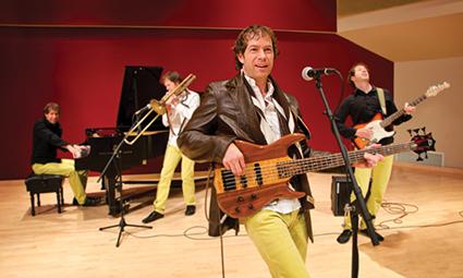 Assistant Professor of Music Doug Scarborough