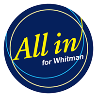 All in for Whitman!