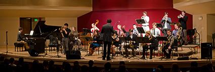 Whitman College Jazz Ensemble