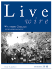 Livewire, publication for young alumni of Whitman College