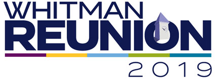 Whitman 2019 Reunion Logo