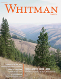 Whitman Magazine Summer 2015
