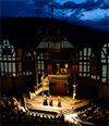 Stage at Oregon Shakespeare Festival in Ashland