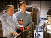 Jaime Dietenhofer '99 has grown Figueroa Mountain Brewery on hard work and quality products