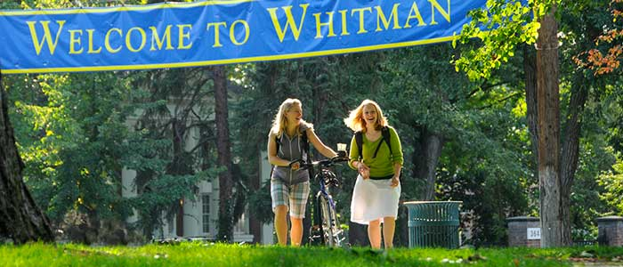 Whitman students returning to campus