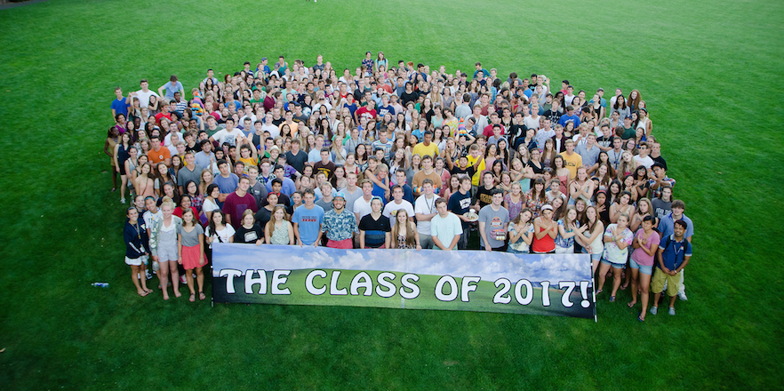Class of 2017 on Ankeny