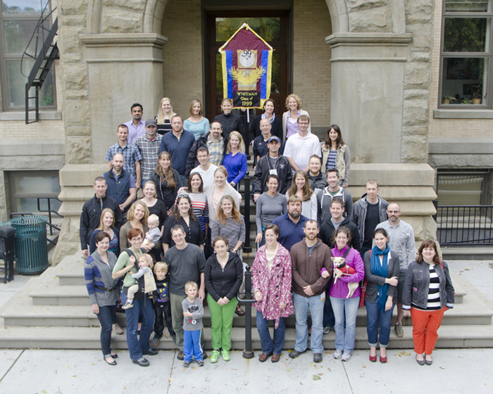 Whitman College Class of 1999, Cluster Reunion, Fall 2013