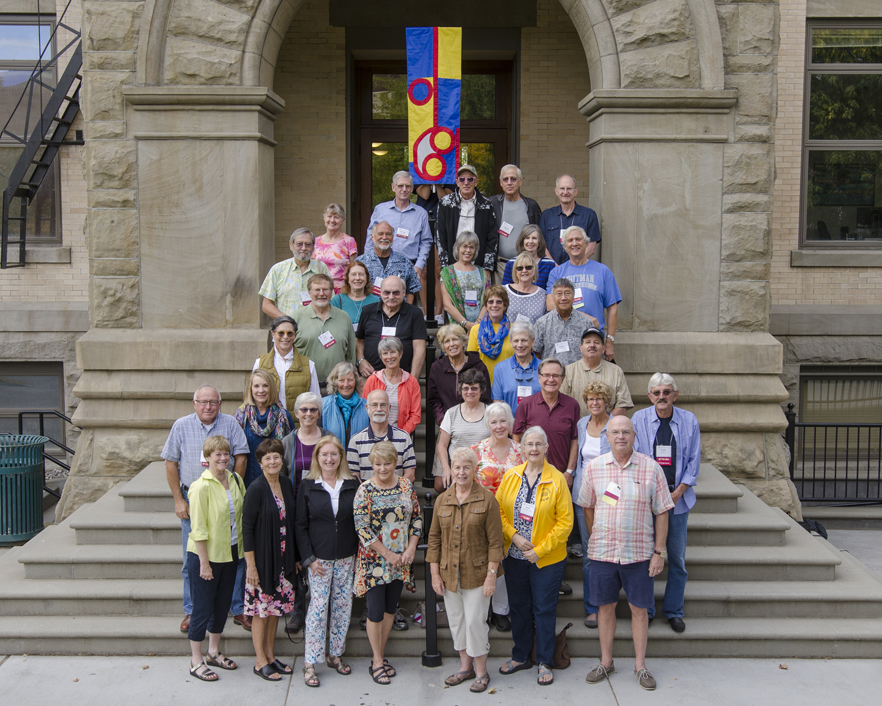 Whitman College Class of 1969 45th Cluster Reunion, Fall 2015