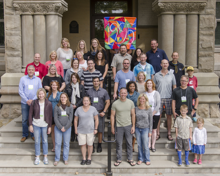Whitman College Class of 1995 20th Cluster Reunion, Fall 2015