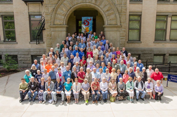 Whitman College Class of 1965 50th Reunion, May 21-24, 2015