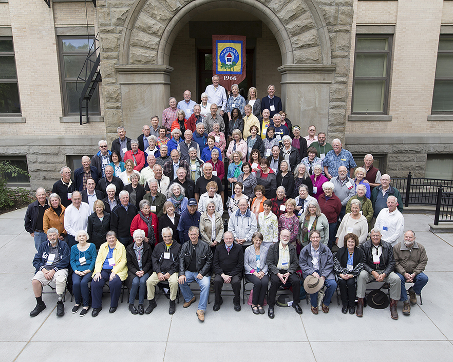 Class of 1966 50th Reunion, May 19-22, 2016