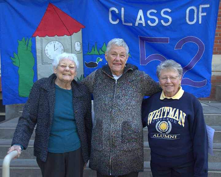 Whitman Reunion Weekend 2017 - Class of 1952