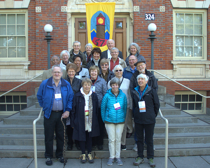 Whitman College Reunion Weekend, Class of 1957