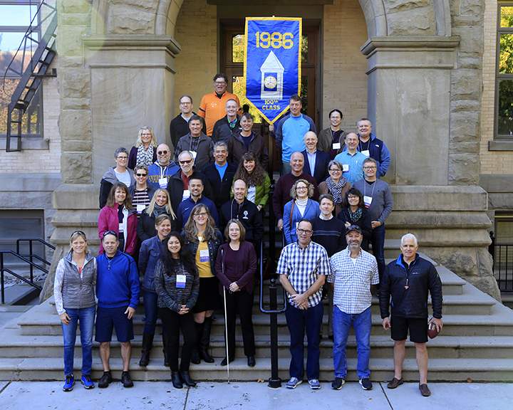 Whitman College Reunion Weekend, Class of 1986