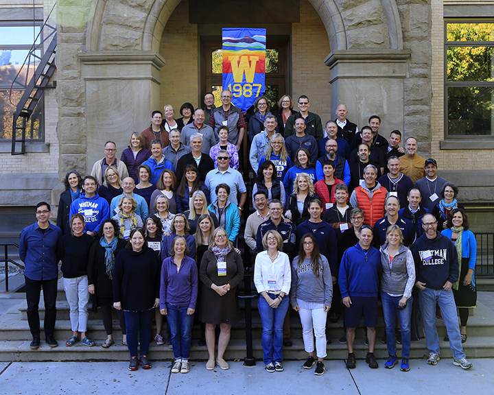 Whitman College Reunion Weekend, Class of 1987