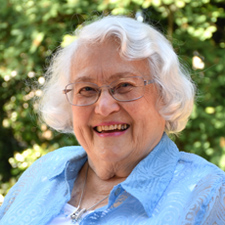 Winnifred Collier Ringhoffer '50 Sally Rodgers Award for Lifelong Achievement