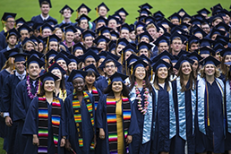 Whitman College Commencement 2016