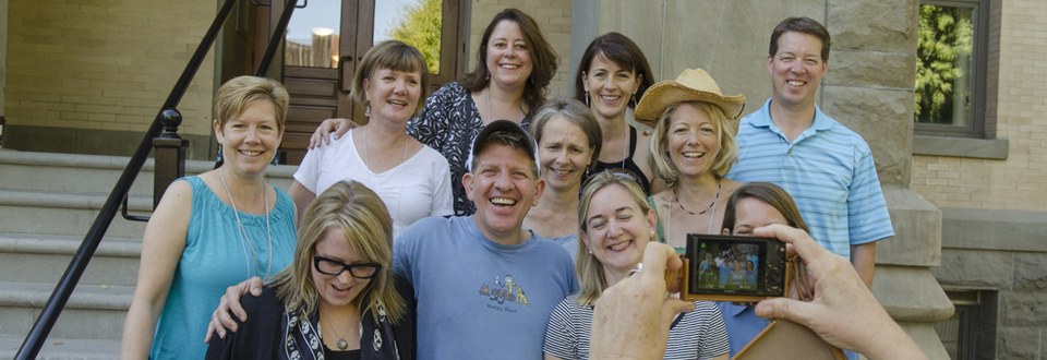 2014 Reunion Weekend Class Snapshot