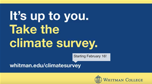 Whitman College Climate Survey Video Screenshot
