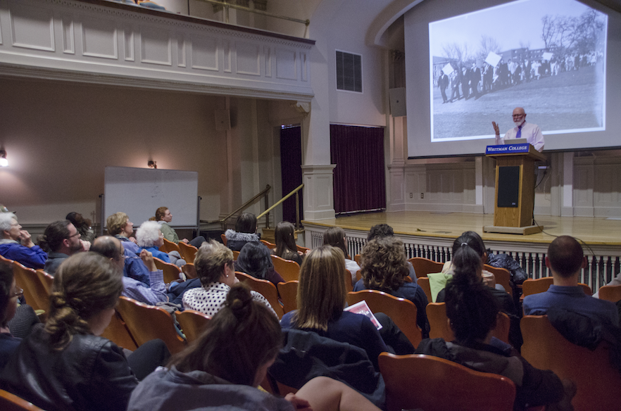 Bruce Jones '67 remembers his role in the civil rights movement.