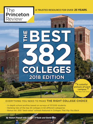 Princeton Review cover image