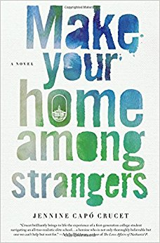 Make Your Home Among Strangers - book cover