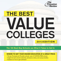 Princeton Review - Best Value Colleges 2013