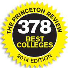 Princeton Review Best Colleges 2014