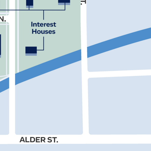 Campus Map | Whitman College