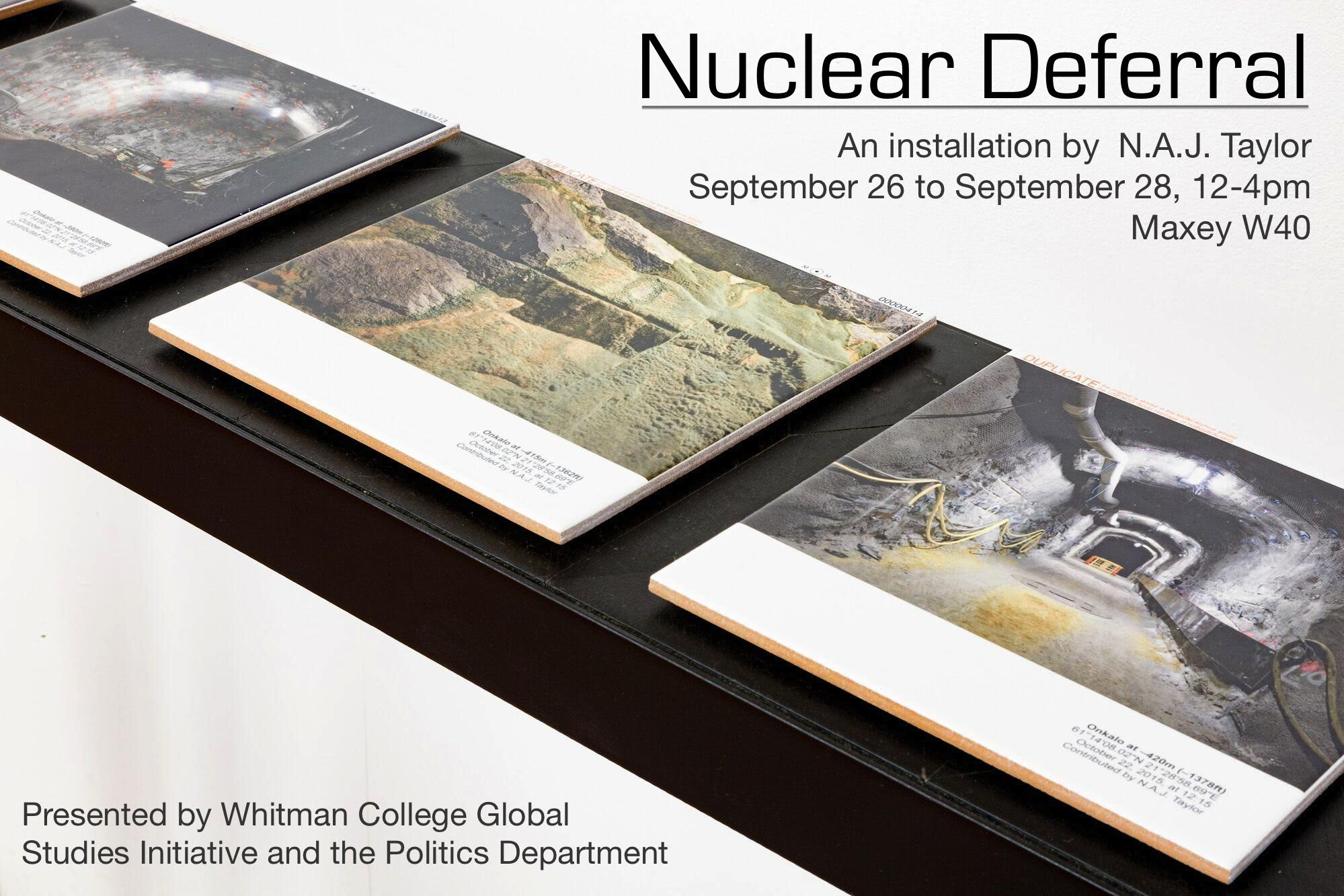 Nuclear Deferral Exhibit Image