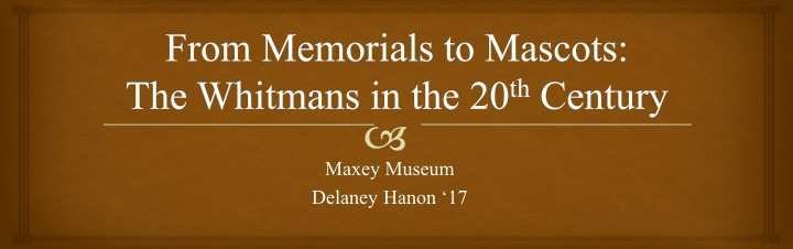 From Memorials to Mascots Cover Photo