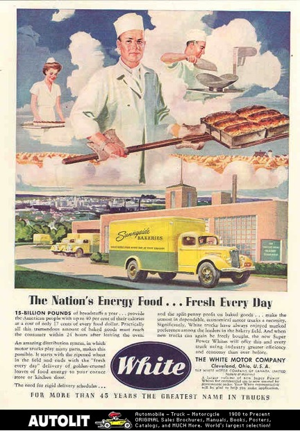 Nation's Energy Food Newspaper Article