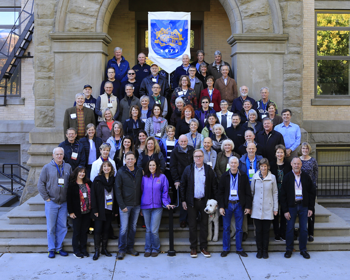 Whitman College Reunion Weekend, Class of 1977