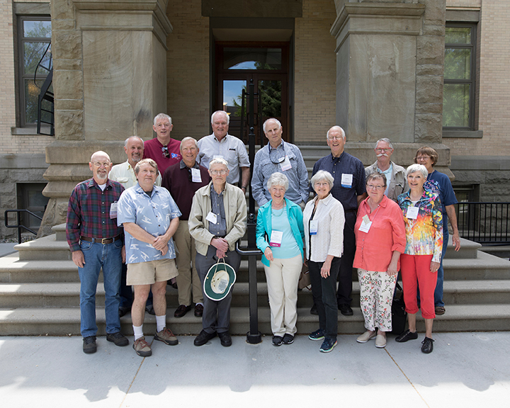 Class of 1967 50th Reunion, Roo Rat Society, May 18-21, 2017