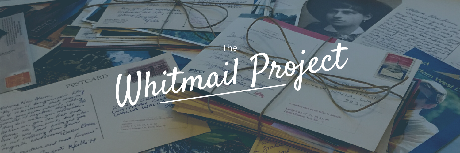 Whitmail Project