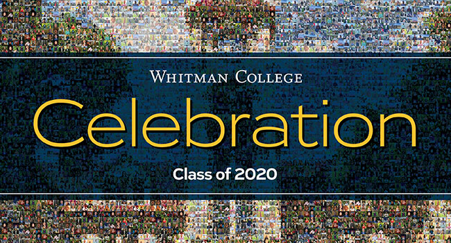 Class of 2020 Celebration Banner