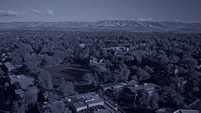 Whitman Campus Aerial Overlay
