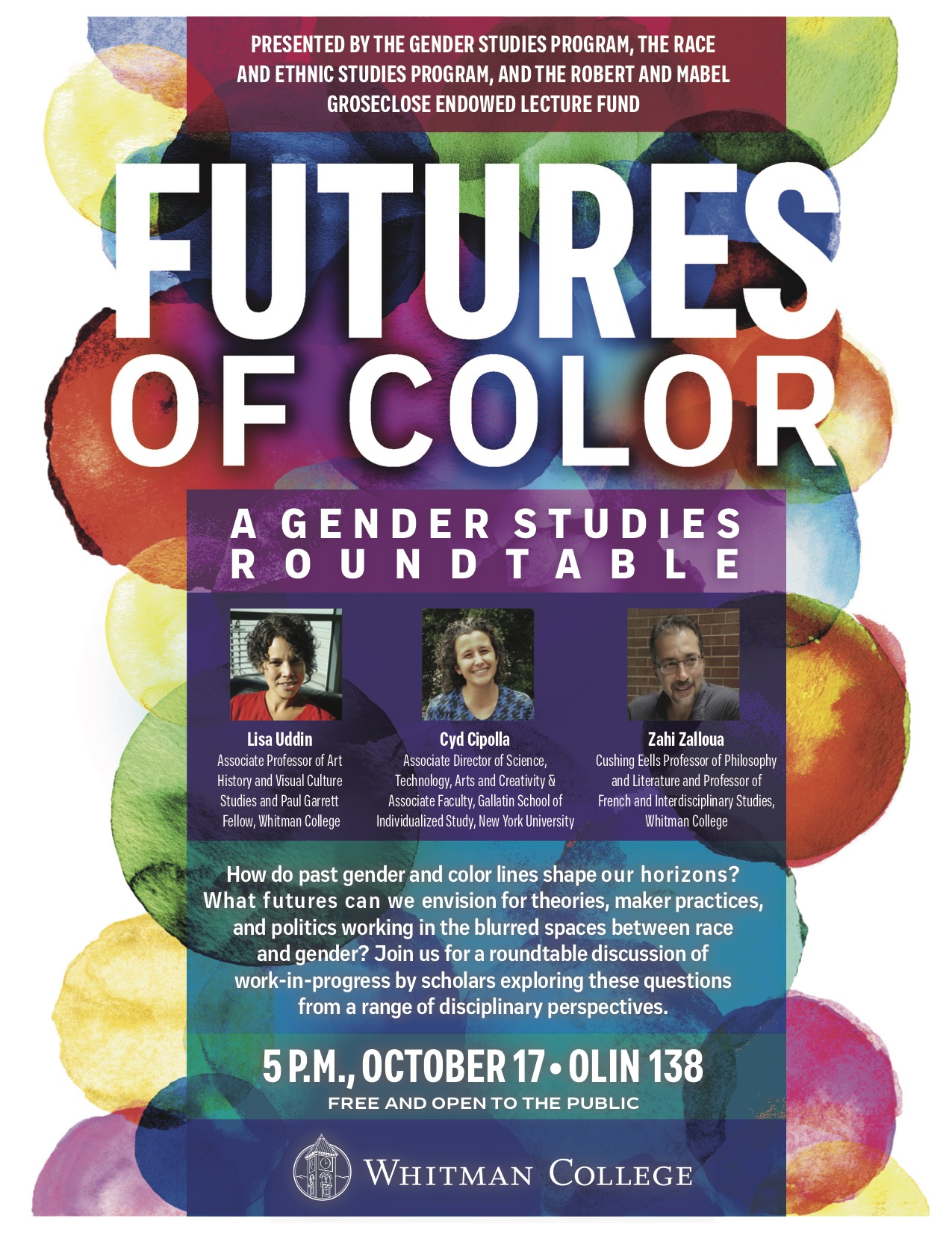 Futures of Color poster