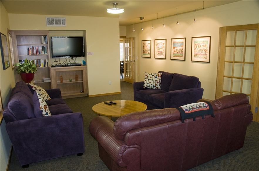 TV/Living Room at the GAC